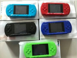 Wholesale Handheld Games - New Arrival Game Player PVP 3000 (8 Bit) 2.5 Inch LCD Screen Handheld Video Game Player Consoles Mini Portable Game Box Also have PXP3