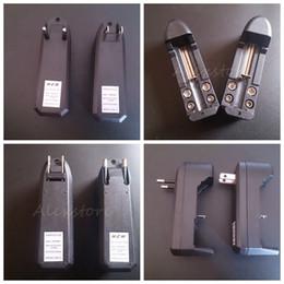 Wholesale Smart E Cig - 18350 lithium li ion battery 18650 li-ion battery external smart charger EU US single universal charger 3.7v 500mah for e cig ecig