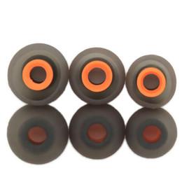 d95c55030a0 6pcs 3pairs S M L Silicone In-Ear Earphone gel covers Headset Earbuds  headphone eartips Earplug Ear pads cushion