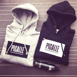Wholesale Sports Clothes Woman - New 2015 winter men hip hop sport palace skateboards pigalle hoodies brand men women sweatshirt pullover clothing sudaderas hombre