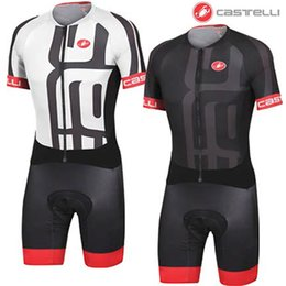 Wholesale Pro Teams - Wholesale-New 2015 Pro Team Cycling Skinsuit Men's Triathlon Sports Clothing Cycling Clothing Set Ropa De Ciclismo Maillot