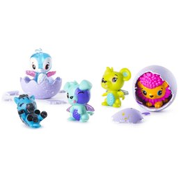 Wholesale Eggs For Hatching - 2017 Hatchimals CollEGGtibles Egg Toys 1 pieces Speckled Hatchimals CollEGGtibles Egg Best Christmas Gift For Children Hatch Mystery Gift