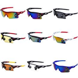 Wholesale Bow Glasses Frame - Cycling Sunglasses Sports Eyewear Fashion Sunglasses Men Women Riding Fishing Glasses Colors Designer Sunglasses bow frame