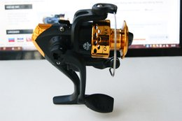 Wholesale fake leaves - High quality Spining Reels 3BB Ball Bearings Saltwater Fly Fishing Reel Right left hand interchangeable Reel Sxm200