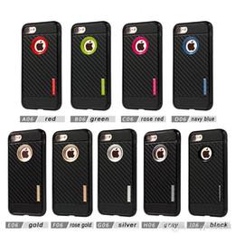 Wholesale Fiber Greens - High Quality Motomo Carbon Fiber Soft Armor TPU Phone Case For galaxy J7 PRO galaxy J5 PRO J7 Prime J3 Prime Metropcs D