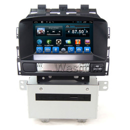 Wholesale Opel Astra J Dvd Gps - In car dvd double din touch screen gps central multimedia player with radio wifi radio for Opel Astra J Buick Excelle GT