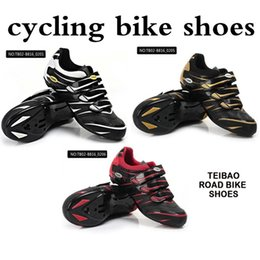 Wholesale Tiebao Road - Hot sale!TIEBAO Road Bike Shoes road bike shoes cycling shoes road shoes bike mtb Bicycle shoe 3 color for choose free shipping