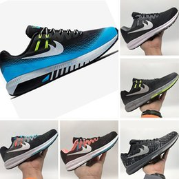 Wholesale Structured Shoes - High Quality Wmns 2017 Newest Moonfall Zoom Structure 20 Running Shoes Original Structure 20 Wmns Moonfall Zoom Casual Sneakers