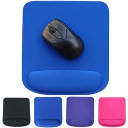 Wholesale Professional Mouse Pads - Professional Thicken Square Comfy Wrist Mechanical Mouse Pad for Optical Trackball Mat Mice Pad Computer for CSGO Dota 2 LOL Sponge Cloth
