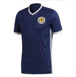 Wholesale Order Microfiber - Best Quality 2018 Scotland Soccer Jersey Free Shipping Size S-XL Welcome to Order Scotland Soccer Jersey