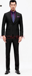 Wholesale Male Jobs - The new suit The groom's best man wedding dress male han edition cultivate one's morality men's job interview