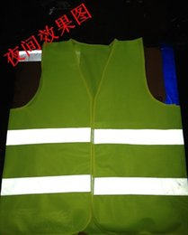 Wholesale Wholesale Jackets Low Price - Lowest price !Safe in Night Reflective Work Cltoh Wear Safety Coat Reflective Vest Jacket Security Traffic Construction Uniform For Men