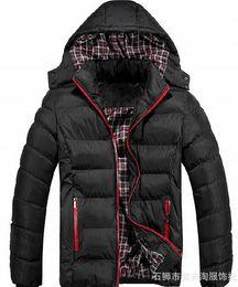 Wholesale Outdoor Short Clothing - HOT SALE 2016Winter men's clothes down jacket coat,men's outdoors sports thick warm parka coats jackets manDown Parkas