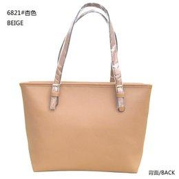 Wholesale Women Shoulderbags - Commuter shoulderBags Handbags Women's handbag capacity big bags fashionable casual handbag 15 color