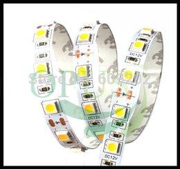Wholesale Stip Led Lights - Wholesale-Free Shipping 5m SMD hot sale non-Waterproof led strip SMD5050 300 LEDs flexible stip light+24keys controller
