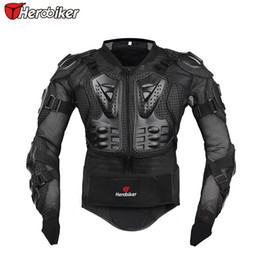 motorcycle moto jacket Coupons - Motorcycle body armor Motocross protective gear Shoulder protection Off Road Racing protection jacket Moto protective clothing