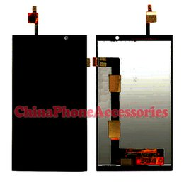 Wholesale Lcd Screen For Hp - Wholesale- Hot Original 6.0 Inch 1280*720 for Hp Slate 6 VoiceTab Slate6 LCD Dispaly Screen+Touch Panel Repair Replacement Free Shipping