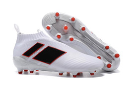 Wholesale Discount Indoor Soccer Shoes - Wholesale 2017 Ace 17+ purecontrol soccer boots 17.1 Pure Control Football Shoes Soccer Cleats Boots Cheap Discount Football Shoes