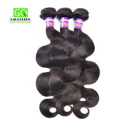 Wholesale Big Hair Weave - Cheap Virgin Hair Malaysian Body Wave Hair Products Big Sale Brazilian Peruvian Unprocessed Virgin Human Hair Weave Free Shipping