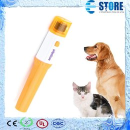 Wholesale Dog Cat Electric Clippers - Best Christmas For Pet Dog Cat Nail Grooming Grinder Trimmer Clipper Electric Nail File Kit,wu