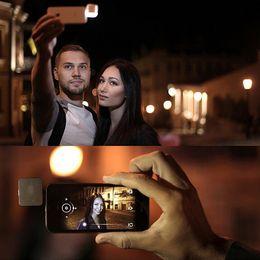 Wholesale Used Mini Ipad - For iphone 6 Samung iPad mini Led Light Enhancing Selfie Using Sync LED Flash for DISR Andriod Smartphone Canon Gopro Camera