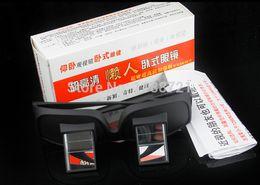 Wholesale Novelties Definition - Wholesale-High Definition Horizontal Glasses Lazy Glasses,Novelty Bed Lie Down Periscope Glasses