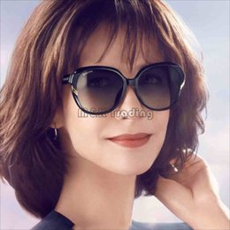 1861940e719 Glasses Shop 2016 New Fashion Sunglasses For Women Summer Beach Sun Eyeglasses  Frame Big Frame UV400 8 Colors Can Choose