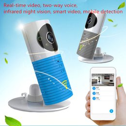 Wholesale Intelligent Internet - New Arrived, wireless Nightvision wifi baby monitor IP camera Intelligent Alerts Intercom wifi camera support iOS Android