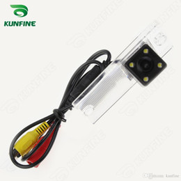 Wholesale Hd 11 - HD CCD Car Rear View Camera for KIA Sportage 08 09 11 12 car Reverse Parking Camera Reversing Night Vision Waterproof KF-V1184