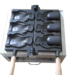 Wholesale Ice Cream Machines - Commercial use Ice cream Taiyaki maker fish cone waffle machine