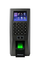 Wholesale Biometric Fingerprint Access Control - RFID Access Control Reader And Fingerprint Door Lock Biometric Recognition System With TCP IP RS485 232 Interface F18