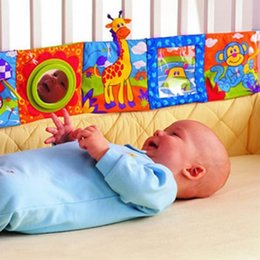 Wholesale Kids Colorful Cloth - Baby Toy educational Baby Cloth Book Knowledge Around Multi-touch Multifunction Fun And Colorful Bed Baby kids Cloth Book