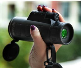 Wholesale Night Vision Infrared Telescope - The new high-power high-definition night vision monocular telescope panda non-infrared concert military binoculars 1000 times
