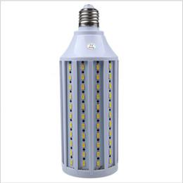 bombilla g6.35 Rebajas Precio de promoción E40 LED Luz de maíz 60W 165 Chips 5730 SMD Lámpara 110V / 220V Alumbrado público exterior Blanco / Blanco cálido Bombillas Tubos