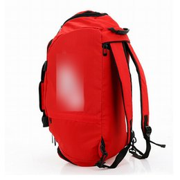 Wholesale Shipping Nylon Bags - Schoolbag Basketball Backpack Unisex Duffel Bag Sport Gym Bags Waterproof Training Travel Bags Multifunctional Student Pack Free Shipping