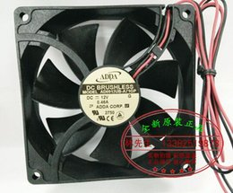 Wholesale Ball Chassis - New Original ADDA AD0912UB-A71GP 90*90*25MM 9cm 12V 0.46A computer chassis cooling fan