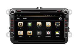 Wholesale Cpu Dvd Player - Android 7.1 Car DVD Player GPS Navigation for Seat Altea Altea XL Leon Toledo w  Radio BT USB Audio Stereo 4Core CPU