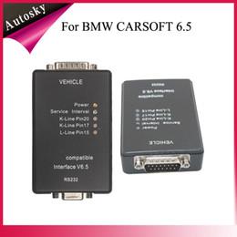 Wholesale Bmw E39 Diagnostic - Hot Sale Professional diagnostic tool for bmw carsoft 6.5 Carsoft V6.5 for bmw MCU--E30  E31 E32 E34 E36 E38 E39 E60 E65 E46 E5