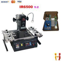Wholesale Ir Soldering Station - Infrared BGA Rework Station LY IR6500 V.2. IR Rework System.Infrared soldering machine Better than IR6000