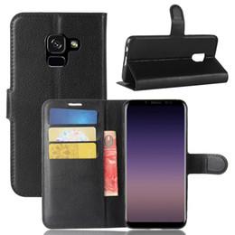 bolsa samsung a5 Desconto Diforate new arrival luxo carteira de couro phone case para samsung galaxy a7 2018 a730f bolsa flip para samsung galaxy a5 2018 a530f s9 além de