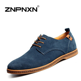 Wholesale Warm Boots For Men - New Fashion Boots Summer Cool&Winter Warm Men Shoes Leather Shoes Men's Flats Shoes Low Men Casual For Men Oxford