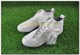 Wholesale David Beckham - 2017 New Soccer Boots Predator Accelerator FG David Beckham Limited Edition Football Boots Soccer Cleats Mens Football Shoes Drop Shipping
