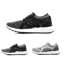 Wholesale Shoe Inspired - 2017 new arrivel Ultra Boost X inspired Breathable sneaker for Women's classic Running Sport Shoes