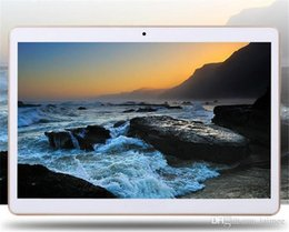 Wholesale Adroid Tablets - 10 Inch Tablet N9106 1280*800 IPS Fashion Dual SIM PC Phablet Octa core 1.6GHz 2GB+16GB Adroid 3G Phone Call with Free Shipping
