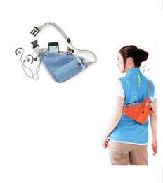 Wholesale Drink Belt - Wholesale-Travel Pouch package personal phone pockets Quadra Hydro Belt Bag - Water Bottle Holder - Drinks sport Running Jogging Cycling