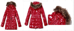 Wholesale long white chiffon coat - 2015 Hot Sale Newest Styles Fashion down Coats 100% goose down Women Clothing Outerwear & Coats mixed order women short Down coats #201551