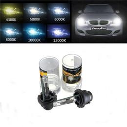 Wholesale Hid Xenon Lighting D2r - High Quality 2x D2R 35W Car Auto for HID Xenon Replacement Headlight Lamp Bulb Light Source 4300K 5000K 6000K 8000K 12000K