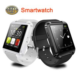 Wholesale Window Film For Homes - Cell Phones SmartWatch Anti-Glare Fingerprint Matte surface HD Screen Protector Film for U8 Smart Watches DZ09 Smartwatch 20pcs DHL Free