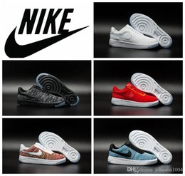 2019 Air Force 1 Flyknit Low Walking For Mens Sports Shoes Air Force 1 High Quality Sneakers Size US7 11 From Bestshoppingmall, $42.22 | DHgate.Com