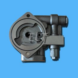 Wholesale High Pressure Vacuum Pump - Komatsu PC200-5 PC220-5 WA700-3 Gear Pump Ass'y, 704-24-28230 Pilot Pump Assy for Excavator